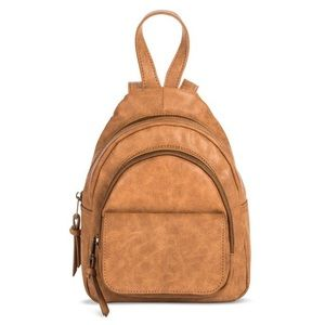 Mossimo Women's Double Compartment Backpack